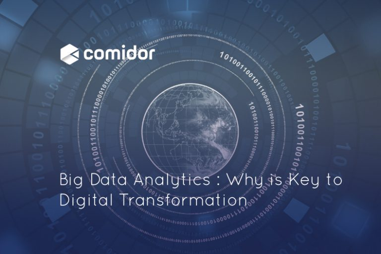 Big Data Analytics : Why is Key to Digital Transformation | Comidor Platform