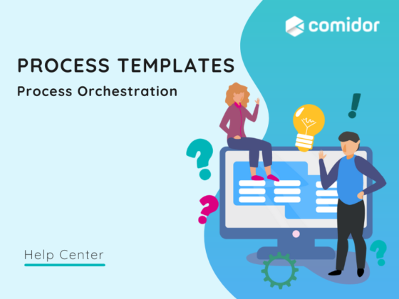 Process template featured   Comidor Platform