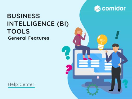BI Tools featured | Comidor Platform