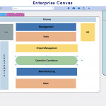 Enterprise Canvas | Comidor Platfo