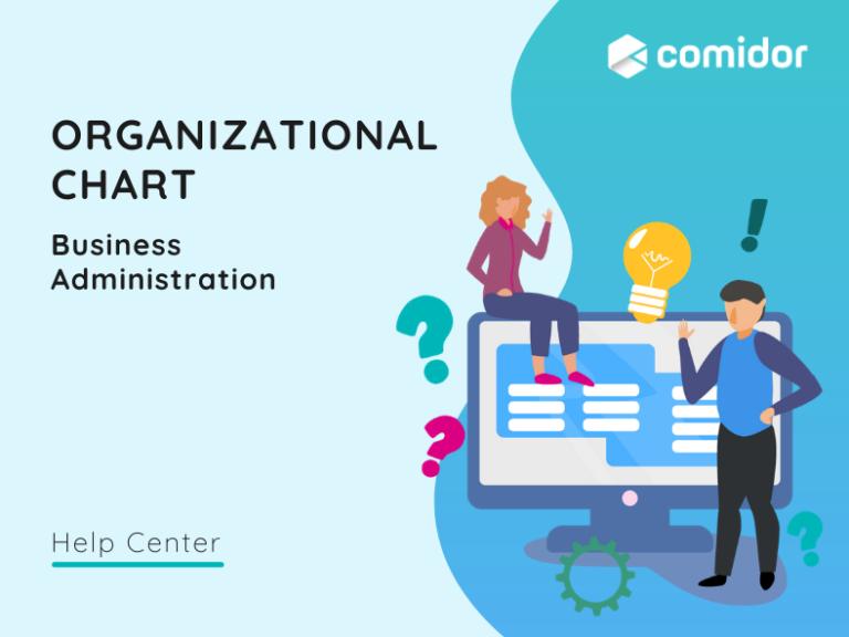 organizational chart v.6| Comidor Platform