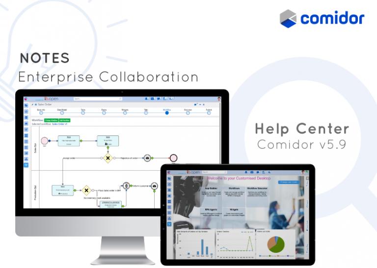 notes | Comidor Platform