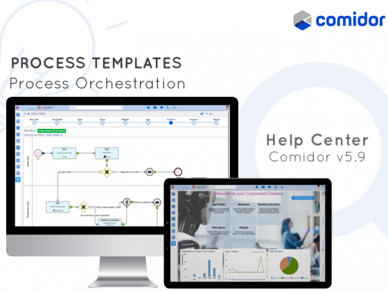 process templates | Comidor Platform