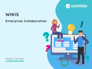 wikis v.6| Comidor Platform