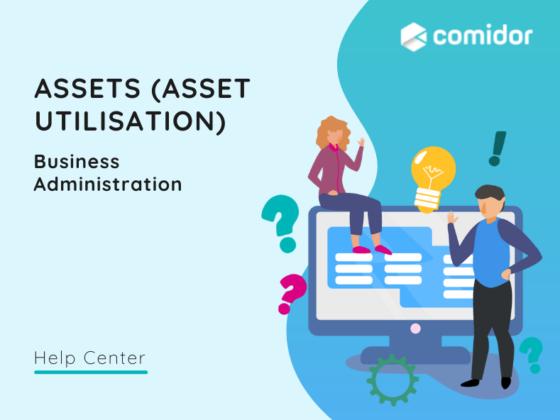Asset Utilization featured | Comidor Platform