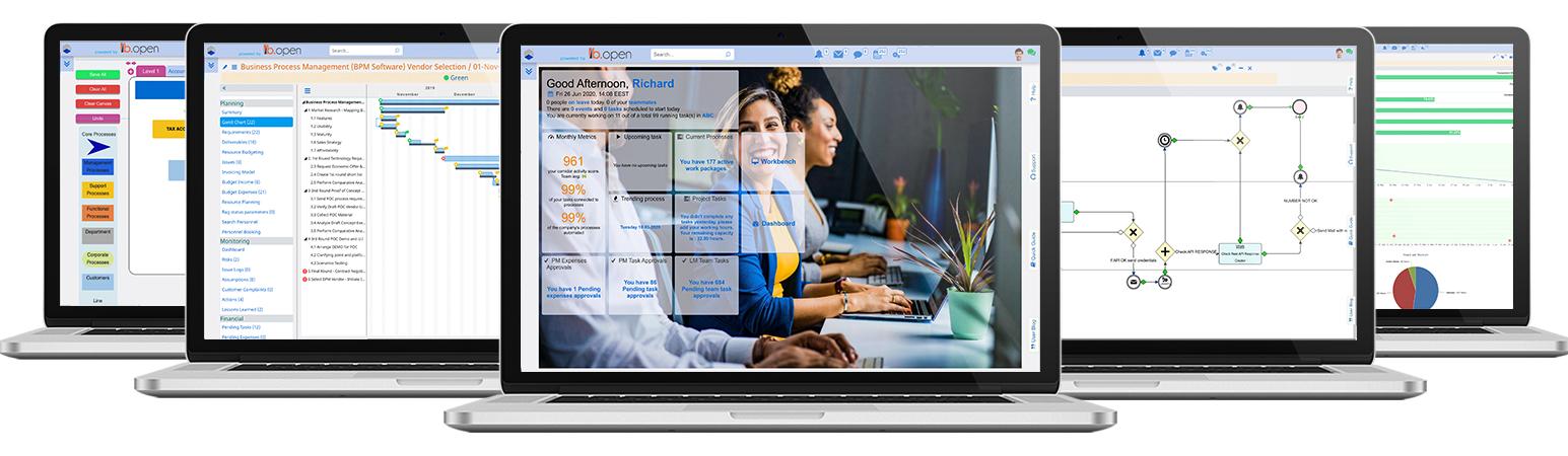 Explore Platform | Comidor Digital Automation Platform