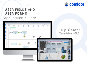 User Fields and User Forms | Comidor Platform