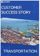 Transportation Case Study | Comidor Digital Automation Platform