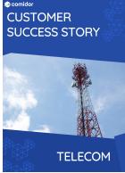 Telecom Case Study | Comidor Digital Automation Platform