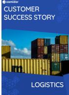 Logistics Case Study | Comidor Digital Automation Platform