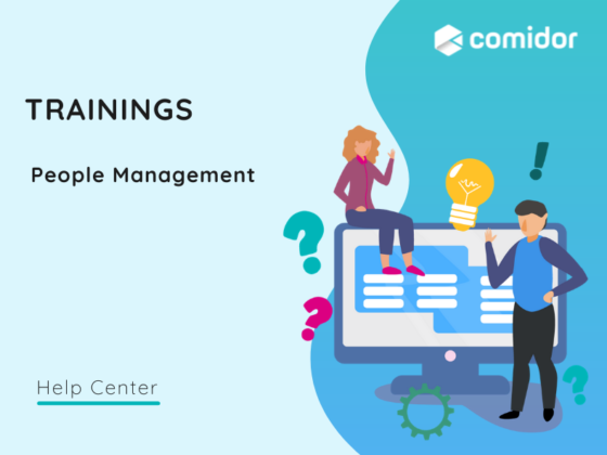 Trainings v.6| Comidor Platform