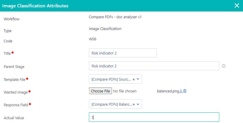 Image Classification | Comidor Platform