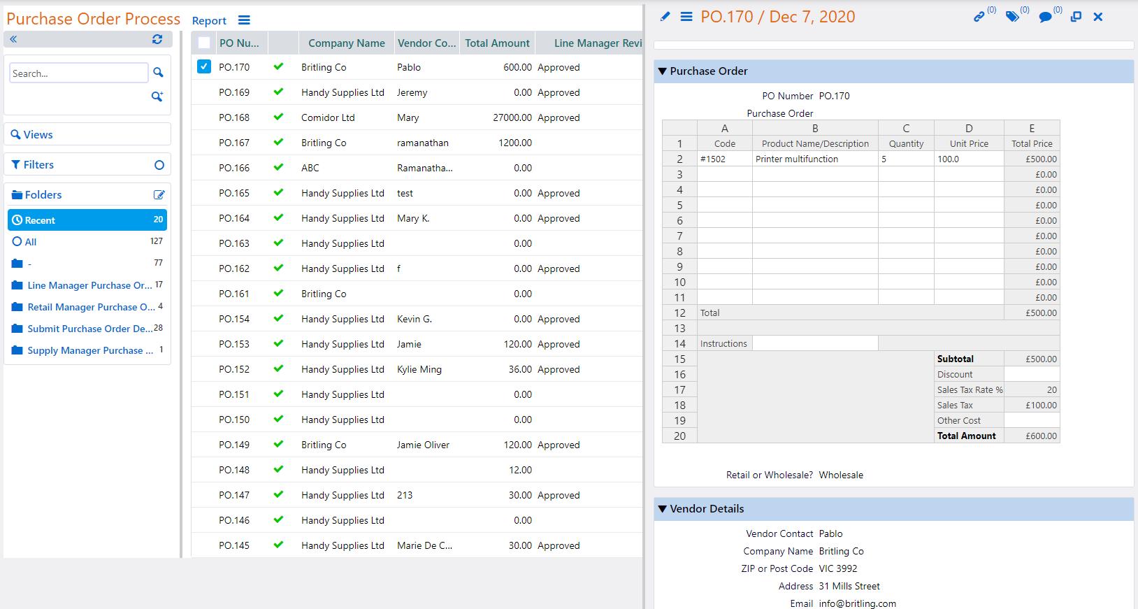 RPA application cases | Comidor Platform