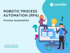 RPA featured | Comidor Platform
