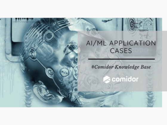 ai ml cases | Comidor Digital Automation Platform