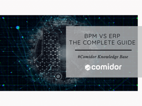 BPM vs ERP- KB| Comidor