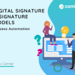 Digital Signature | Comidor Platform