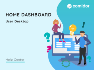 home dashboard | Comidor Digital Automation Platform