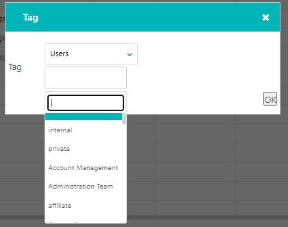 Tag - Contact v.6| Comidor Platform