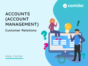 ACCOUNTS (Account Management) v.6| Comidor Platform