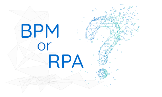 BPM vs RPA | What is the difference between RPA and BPM | Comidor Low-Code