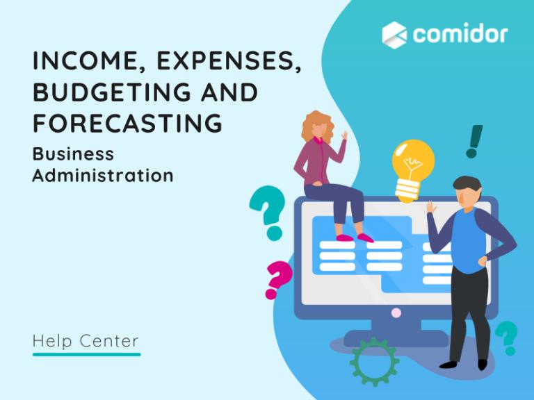 Forecasting featured | Comidor Platform