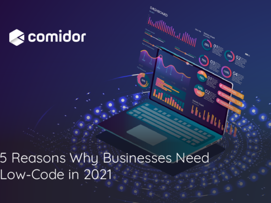 5 Reasons Why Businesses Need Low-Code in 2021 | Comidor