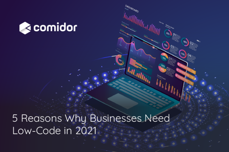 5 Reasons Why Businesses Need Low-Code in 2021   Comidor