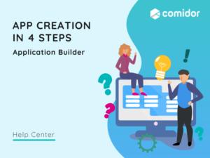 App creation with NLP | Comidor Platform