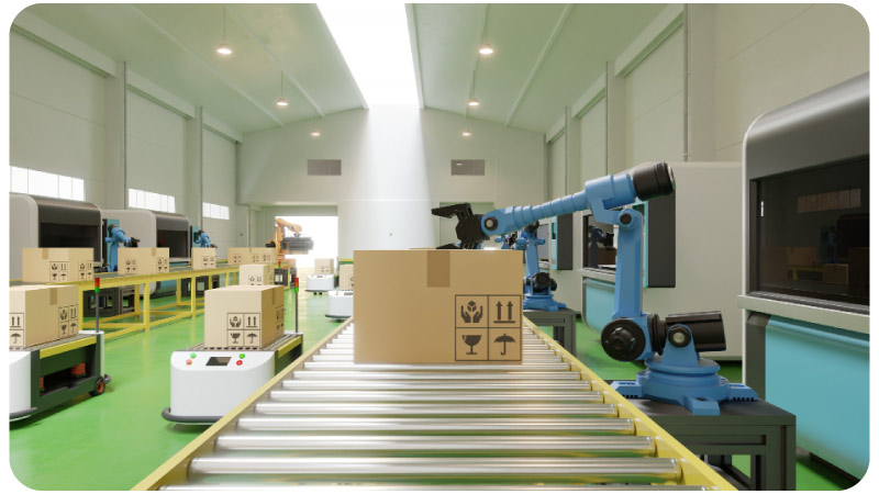 automation-in-manufacturing | Comidor
