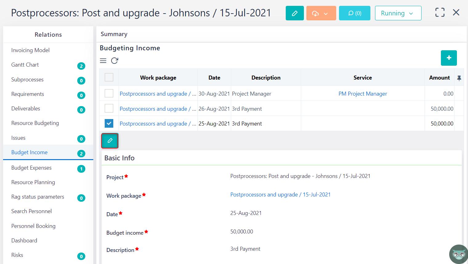 edit budget income v.6.0   Comidor Platform
