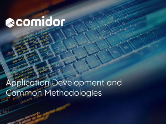 Application Development and Common Methodologies | Comidor Platform
