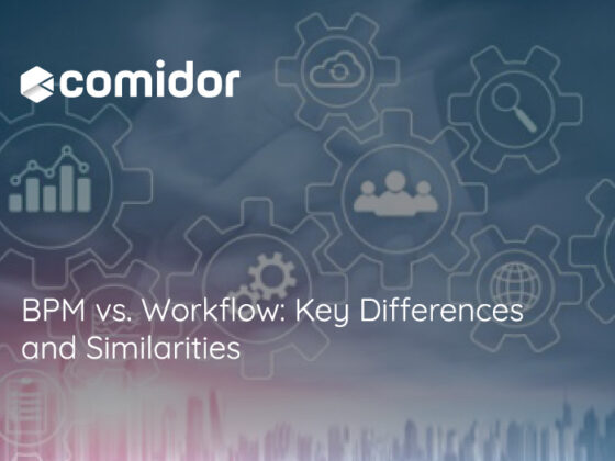 BPM vs. Workflow: Key Differences and Similarities | Comidor