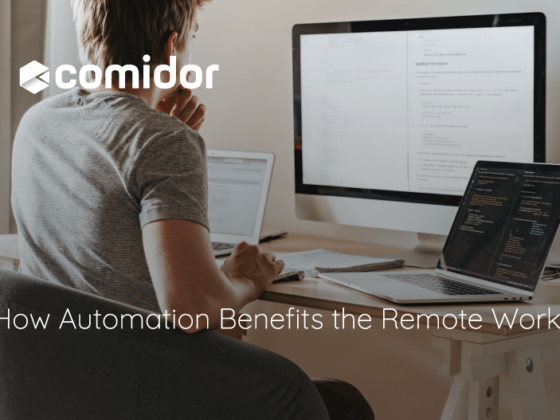 How Automation Benefits the Remote Work | Comidor