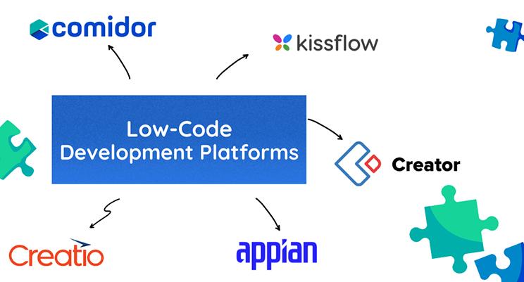 Low-Code Development Platforms   Comidor