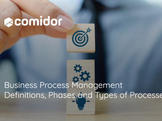 Business Process Management Definitions, Phases and Types of Processes | Comidor