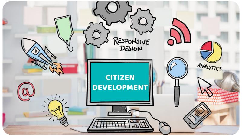 Citizen Development with No-Code / Low-Code | Comidor